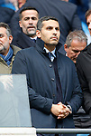 Khaldoon Al Mubarak Manchester City chairman during the English Premier League match at the Etihad Stadium, Manchester. Picture date: May 6th 2017. Pic credit should read: Simon Bellis/Sportimage