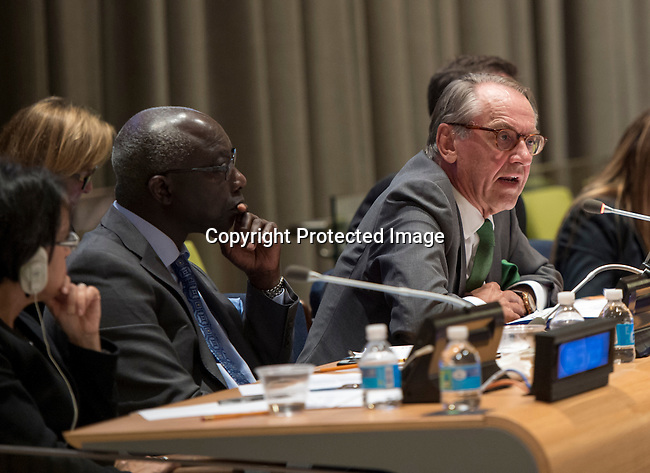 General Assembly Seventieth session: Informal interactive dialogue on the Responsibility to Protect