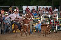 SRA - Gates, NC - 5.9.2014 - Tie Down Roping