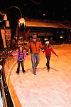 California: Ice skating rink at Northstar at Lake Tahoe.    Photo copyright Lee Foster.  Photo # cataho100245