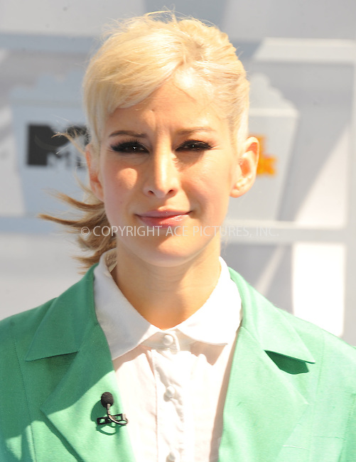 WWW.ACEPIXS.COM<br /> <br /> April 12 2015, LA<br /> <br /> Rachel Antonoff arriving at the 2015 MTV Movie Awards at the Nokia Theatre L.A. Live on April 12, 2015 in Los Angeles, California.<br /> <br /> By Line: Peter West/ACE Pictures<br /> <br /> <br /> ACE Pictures, Inc.<br /> tel: 646 769 0430<br /> Email: info@acepixs.com<br /> www.acepixs.com