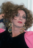 Holly Woodlawn 1992, Photo By Michael Ferguson/PHOTOlink