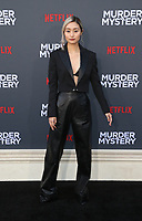 LOS ANGELES, CA - JUNE 10: Shioli Kutsuna, at the Los Angeles Premiere Screening of Murder Mystery at Regency Village Theatre in Los Angeles, California on June 10, 2019. <br /> CAP/MPIFS<br /> ©MPIFS/Capital Pictures