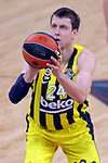Turkish Airlines Euroleague.<br /> Final Four - Vitoria-Gasteiz 2019.<br /> Semifinals.<br /> Fenerbahce Beko Istanbul vs Anadolu Efes Istanbul: 73-92.<br /> Jan Vesely.
