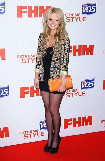 WWW.ACEPIXS.COM . . . . .  ..... . . . . US SALES ONLY . . . . .....May 1 2012, London....Emily Atack at the FHM 100 Sexiest Women in the World 2012 party held at Proud Cabaret on May 1 2012 in London....Please byline: FAMOUS-ACE PICTURES... . . . .  ....Ace Pictures, Inc:  ..Tel: (212) 243-8787..e-mail: info@acepixs.com..web: http://www.acepixs.com