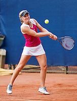 September 01, 2014,Netherlands, Alphen aan den Rijn, TEAN International, Catherine Chantrane (BEL)<br /> Photo: Tennisimages/Henk Koster