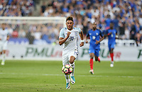 Alex Oxlade-Chamberlain (Arsenal) of England during the International Friendly match between France and England at Stade de France, Paris, France on 13 June 2017. Photo by David Horn/PRiME Media Images.