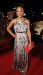Lisa McDonald on the red carpet at Fashion Houston 5 at the Wortham Theater Friday Nov. 21, 2014.(Dave Rossman photo)