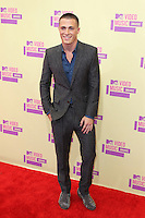 LOS ANGELES, CA - SEPTEMBER 06: Colton Haynes at the 2012 MTV Video Music Awards at The Staples Center on September 6, 2012 in Los Angeles, California. &copy;&nbsp;mpi28/MediaPunch inc. /NortePhoto.com<br />