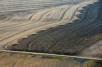 Southeastern Colorado farm fields, southeast of Eads, CO. April 2013  84839