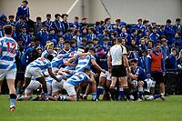 College Rugby - St Patrick's College, Wellington v St Patrick's College, Silverstream at St Patrick's College, Wellington, Wellington, New Zealand on Wednesday 22 July 2020. <br /> Photo by Masanori Udagawa. <br /> www.photowellington.photoshelter.com