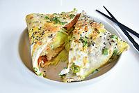 April 8 Cafe San Ramon menu photography.  Bay Area Food Photography by Luke George 2019.