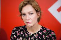Aisha Cerami, é una attrice e scrittrice italiana. Figlia di Vincenzo Cerami.<br /> Photo by Leonardo Cendamo/Getty Images