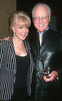 Barbara Eden and Larry Hagman 2001<br /> Photo By John Barrett/PHOTOlink.net / MediaPunch