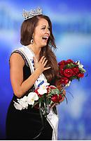 10 September 2017 - Atlantic City, NJ- Miss America 2018 Cara Mund.  Miss North Dakota Cara Mund is crowned Miss America 2018 at Boardwalk Hall.  <br /> CAP/ADM/MJT<br /> &copy; MJT/ADM/Capital Pictures
