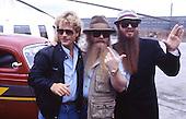 Aug 17, 1985: ZZ TOP - Monsters of Rock Castle Donington UK