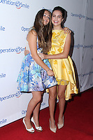 Neriah Fisher Burke, Bailee Madison<br /> Operation Smile Gala, Beverly Wilshire, Beverly Hills, CA 09-19-14<br /> David Edwards/DailyCeleb.com 818-249-4998