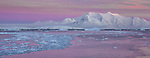 Icebergs and mountain peaks, Antarctica<br /> <br /> For stock licensing please contact info@artwolfe.com or 206.332.0993
