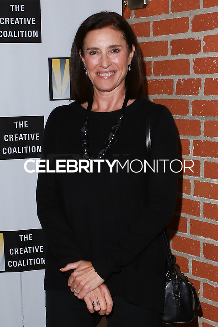 LOS ANGELES, CA, USA - OCTOBER 21: Mimi Rodgers arrives at The Creative Coalition's 'Art of Discovery' Los Angeles Launch Party held at the Home of Lawrence Bender on October 21, 2014 in Los Angeles, California, United States. (Photo by David Acosta/Celebrity Monitor)