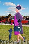 Ladies Day Listowel Races :Best Dressed Lafy winner Sharon Heffernan.