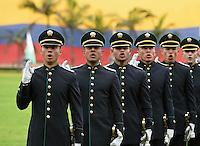 Policia Nacional ceremonia del 76 aniversario , 23-06-2016