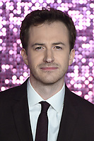 "Joe Mazzello<br /> arriving for the ""Bohemian Rhapsody"" World premiere at Wembley Arena, London<br /> <br /> ©Ash Knotek  D3455  23/10/2018"