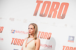 "Ingrid García Jonsson attends to the premiere of the spanish film ""Toro"" at Kinepolis Cinemas in Madrid. April 20, 2016. (ALTERPHOTOS/Borja B.Hojas)"