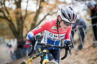 Lucinda Brand (NED/Telenet-Baloise Lions) <br /> <br /> Women's Race<br /> UCI cyclocross WorldCup - Koksijde (Belgium)<br /> <br /> ©kramon