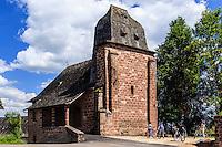 France, Corrèze (19), Allassac, Sainte-Marguerite, chapelle de Sainte-Marguerite // France, Correze, Allassac, Sainte Marguerite, Sainte Marguerite chapel