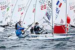 Rio de Janeiro Olympic Test Event - Fédération Française de Voile. 2015 Aquece Laser, Bernaz.