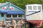 Seafood restaurant in Wells, Maine, USA