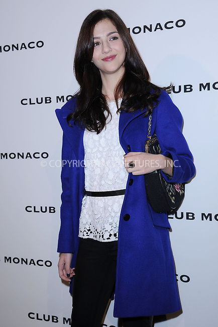 WWW.ACEPIXS.COM <br /> November 7, 2013 New York City<br /> <br /> Kate Findley attends the opening celebration of Club Monoco's Fifth Avenue Flagship Store on November 7, 2013 in New York City.<br /> <br /> Please byline: Kristin Callahan  <br /> <br /> ACEPIXS.COM<br /> Ace Pictures, Inc<br /> tel: (212) 243 8787 or (646) 769 0430<br /> e-mail: info@acepixs.com<br /> web: http://www.acepixs.com