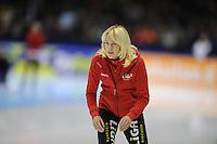 SCHAATSEN: HEERENVEEN: Thialf, KPN NK afstanden, 04-061111, coach Marianne Timmer, ©foto: Martin de Jong