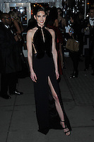www.acepixs.com<br /> February 8, 2017  New York City<br /> <br /> Hilary Rhoda attending the amfAR New York Gala 2017 at Cipriani Wall Street on February 8, 2017 in New York City.<br /> <br /> Credit: Kristin Callahan/ACE Pictures<br /> <br /> Tel: 646 769 0430<br /> Email: info@acepixs.com