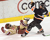 Patrick Mullen (post goal), Max Cousins - The Princeton University Tigers defeated the University of Denver Pioneers 4-1 in their first game of the Denver Cup on Friday, December 30, 2005 at Magness Arena in Denver, CO.