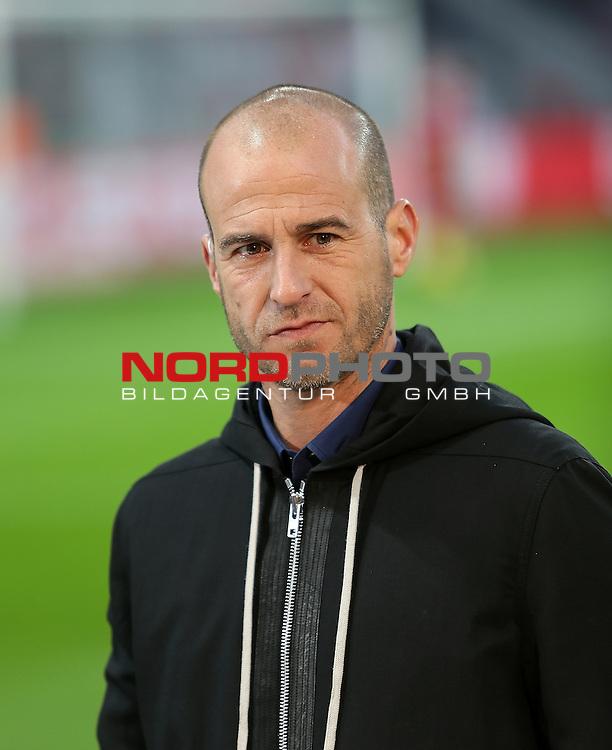 08.04.2015, BayArena, Leverkusen, DFB Pokal, Bayer 04 Leverkusen vs. Bayern M&uuml;nchen<br /> Mehmet Scholl<br /> Foto &copy; nordphoto /  Bratic
