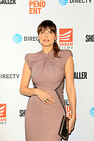 """LOS ANGELES - AUG 15:  Lake Bell at the """"Shot Caller"""" Premiere at The Theatre at Ace Hotel on August 15, 2017 in Los Angeles, CA"""