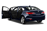 Car images close up view of 2013-2014 Acura ilx hybrid 5 Door Sedan doors