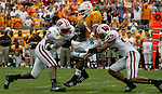 The University of Wisconsin-Madison Badgers' men's football team takes on the University of Tennessee Volunteers at Raymond James Stadium in Tampa, Fla on Tuesday, Jan 1, 2008.