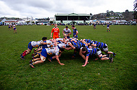 Wanganui v Bay Of Plenty spell of the Game of Three Halves pre-season rugby match at Taihape Domain in Taihape, New Zealand on Friday, 27 July 2018. Photo: Dave Lintott / lintottphoto.co.nz