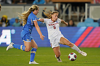 Stanford Soccer W v UCLA, December 6, 2019