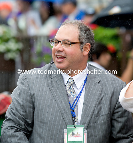 Ahmed Zayat owner of Justin Phillip.