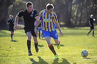 150725 Capital Two Football - Douglas Villa AFC v Naenae