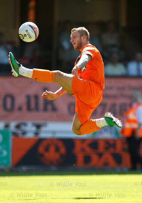 Johnny Russell. Dundee Utd