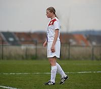 Women U15 : Belgian Red Flames - Nederland :<br /> <br /> Jamie Altelaar<br /> <br /> foto Dirk Vuylsteke / Nikonpro.be