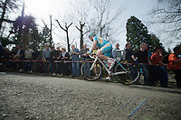 77th Flèche Wallonne 2013..Francesco Gavazzi (ITA)