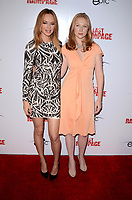 "LOS ANGELES - SEP 21:  Heather Graham, Molly Quinn at the ""Last Rampage"" Premiere at the ArcLight Theater on September 21, 2017 in Los Angeles, CA"