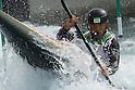 Kazuki Yazawa (JPN),<br /> AUGUST 7, 2016 - Canoe Slalom : <br /> Men's Kayak Heat<br /> at Whitewater Stadium <br /> during the Rio 2016 Olympic Games in Rio de Janeiro, Brazil. <br /> (Photo by Koji Aoki/AFLO SPORT)