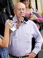 SAN SEBASTIAN-DONASTIA, ESPANHA, 21 SETEMBRO 2012 - FESTIVAL DE CINEMA DE SAN SEBASTIAN DONOSTIA - O ator e diretor Alan Arkin durante o Festival de Cinema de San Sebastian Donostia na Espanha , nesta sexta-feira, 21. (FOTO: ALFAQUI / BRAZIL PHOTO PRESS)