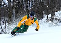 Training - Snowboarding